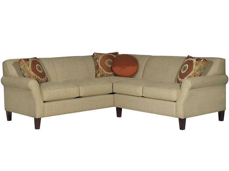 Palm Beach sectional from Hickorycraft