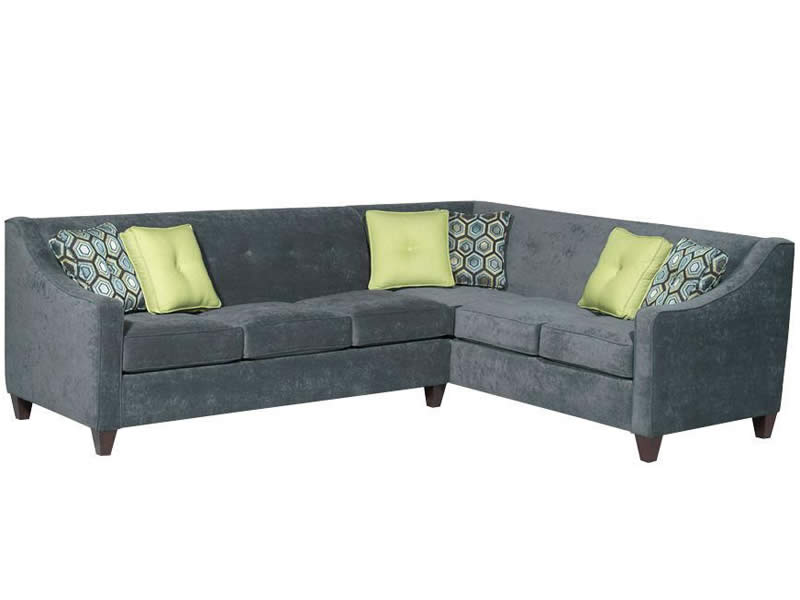 South Beach Sectional by Hickorycraft