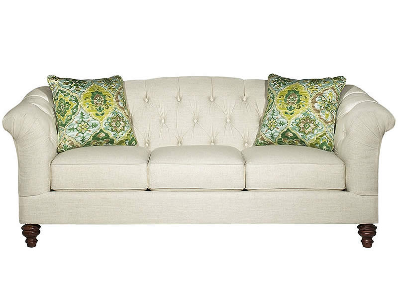 Greenbriar sofa by Hickorycraft