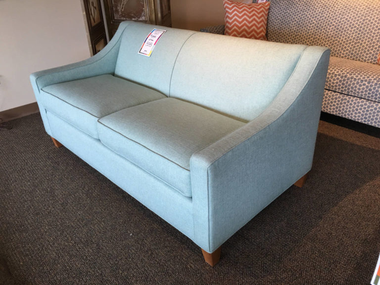 Blake Sofa in the Sample Room at Sofas & Chairs