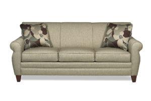 The Keyhole Sofa