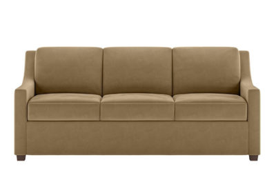 Perry Sleeper Sofa in Butterscotch