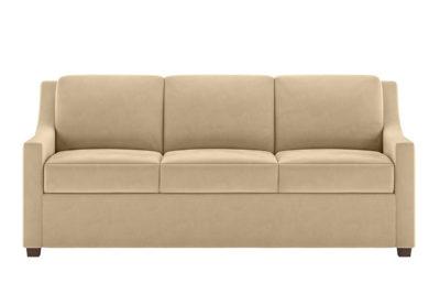Perry Sleeper Sofa in Cream
