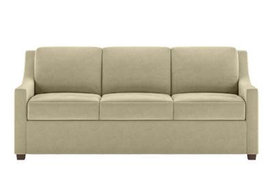 Perry Sleeper Sofa in Gravel